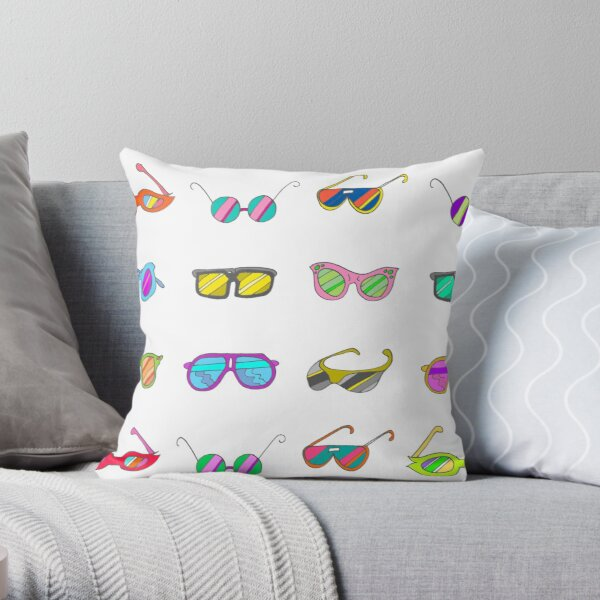 """""""Too Cool for School"""" Throw Pillow"""