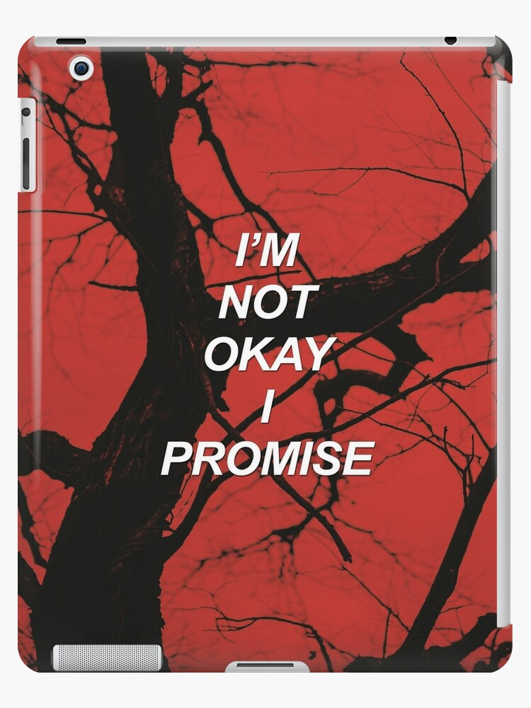 Lyric lyrics promise : I'm not okay I promise MCR {SAD LYRICS}