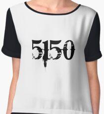 5150 Chiffon Top