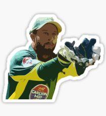 Matthew Wade - Cricket Design Sticker