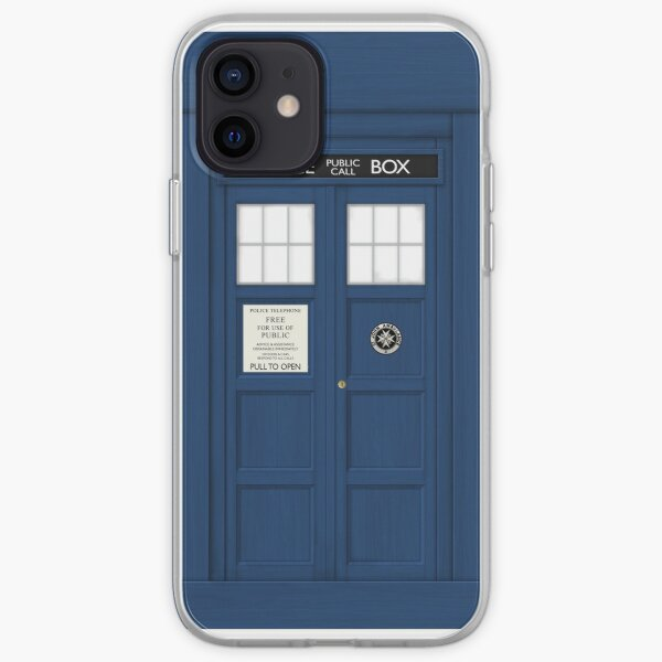 Bigger on the Inside iPhone Soft Case