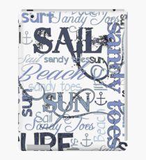 Beach Quotes & Sayings iPad Case/Skin
