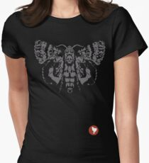 Butterfly 2 Women's Fitted T-Shirt