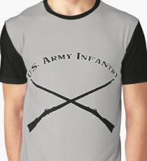 U.S. Army Infantry Graphic T-Shirt