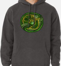 By the Dread Wolf's Design Pullover Hoodie