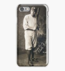 Yours Truly, Babe Ruth - NY Yankees iPhone Case/Skin