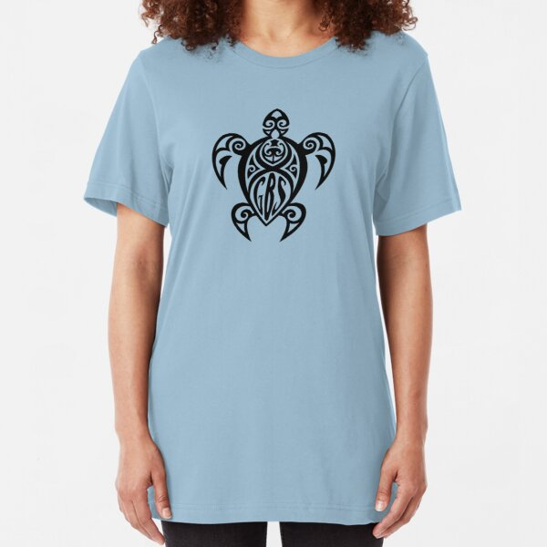 GBS Turtle Slim Fit T-Shirt