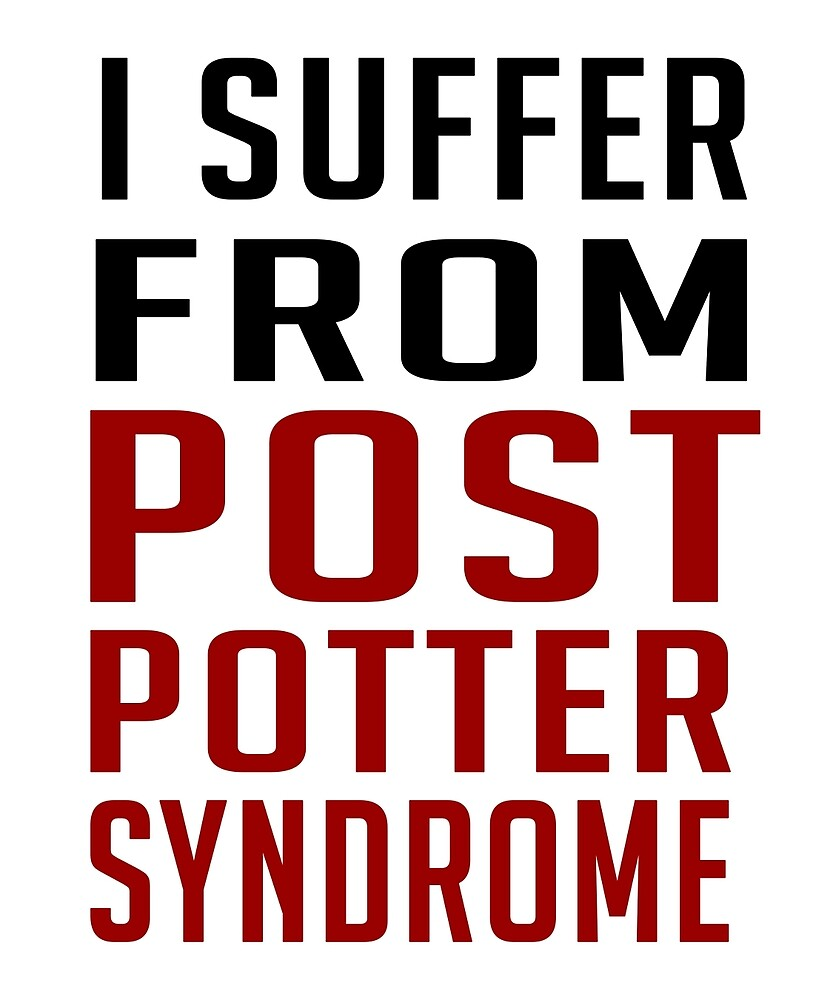 I Suffer From Post Favorite Story Book Syndrome  by CreativeStrike
