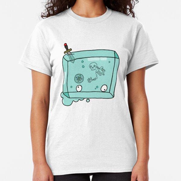 DnD Gelatinous Cube Classic T-Shirt
