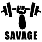 Savage Power Lift by BobbyKilterJoy