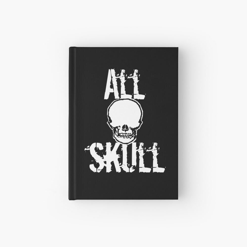 All Skull - The Dark Side Hardcover Journal