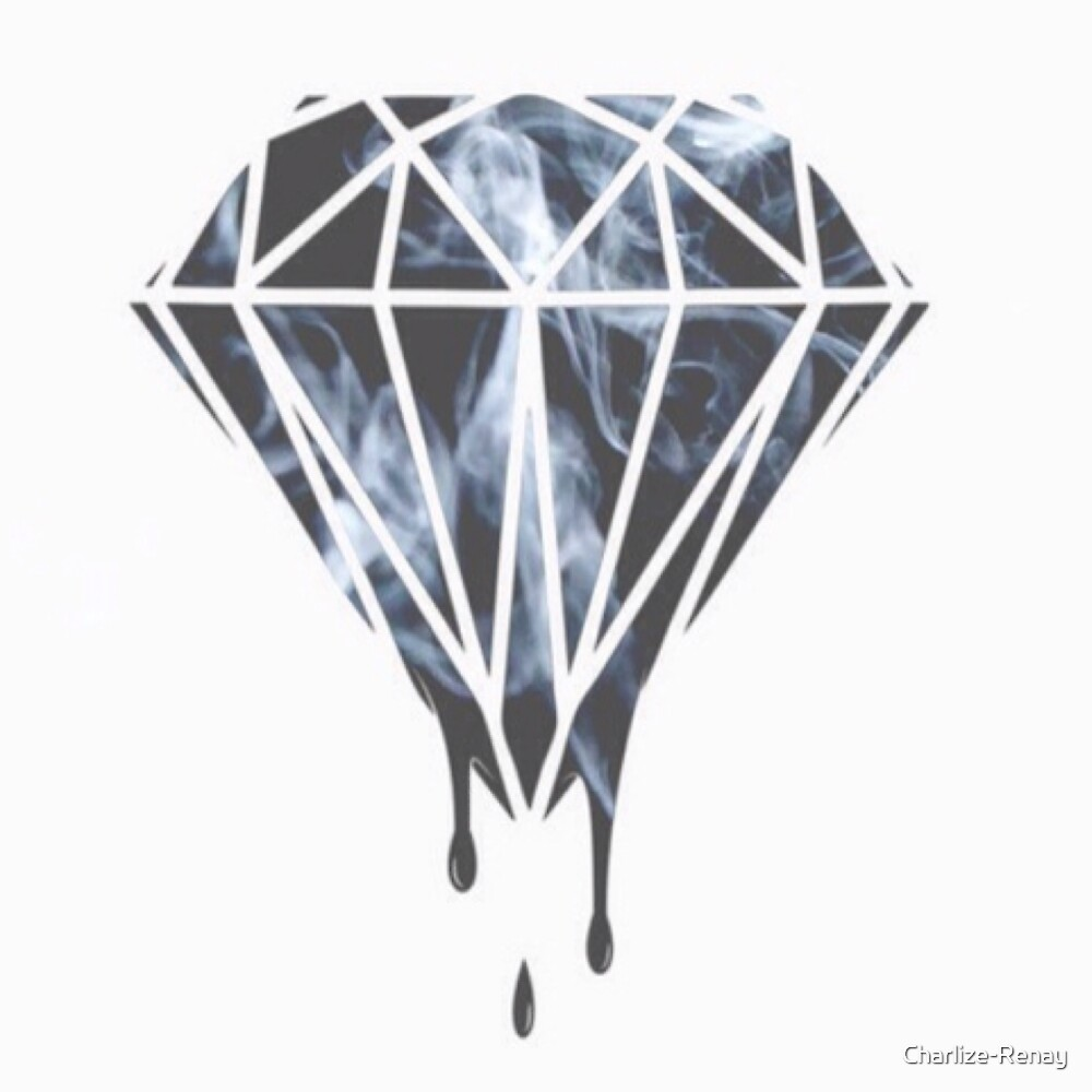 Diamond Print by Charlize-Renay