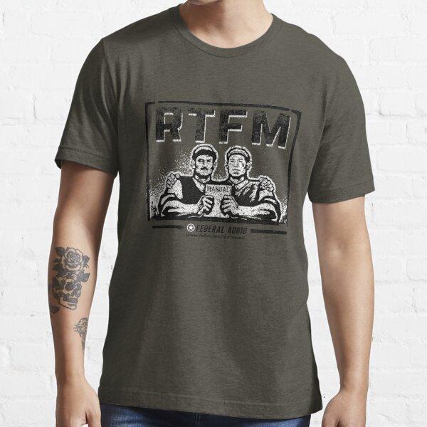 RTFM Teamwork Essential T-Shirt