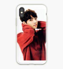 Vinilo o funda para iPhone Estuche para teléfono BTS Jungkook