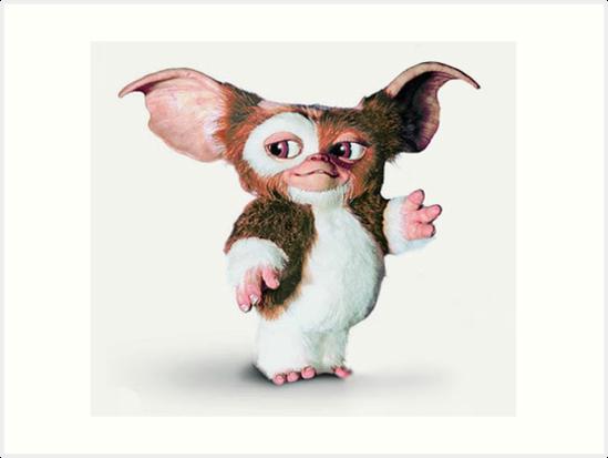 Gremlins - Gizmo der Mogwai von i-am-2-D
