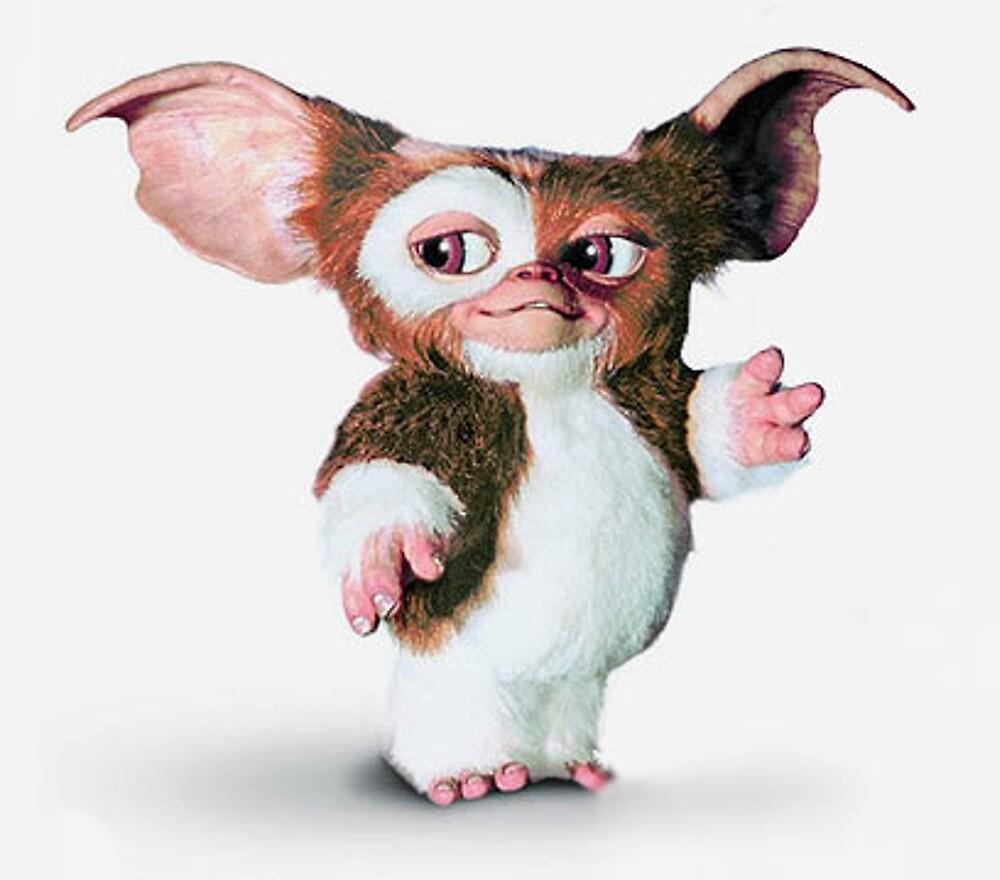 Gremlins - Gizmo the Mogwai by i-am-2-D