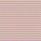 Colourful Zigzag Design by Hannah Sterry