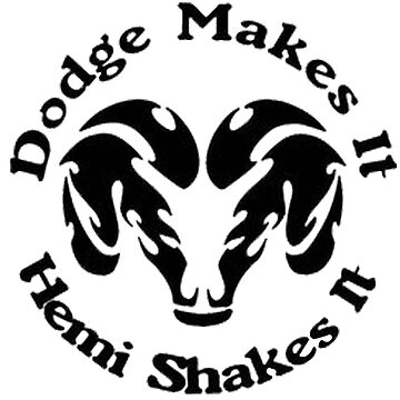 Dodge makes it, Hemi shakes it by nick9219