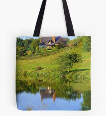 The House On The River Tote Bag