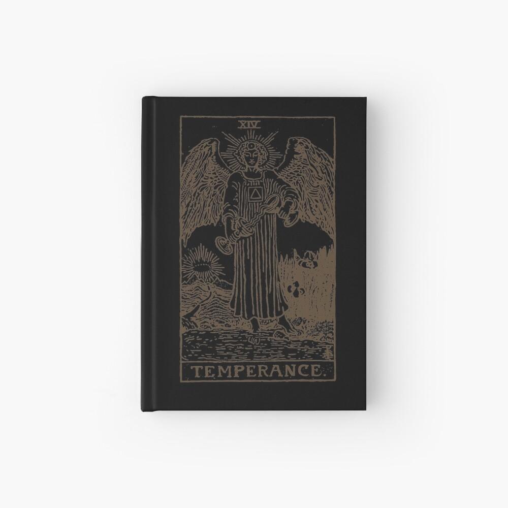 Temperance Tarot Hardcover Journal