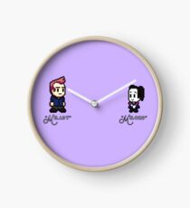 Community - Milady and Milord Clock