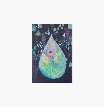 Raindrop fairy  Impression rigide