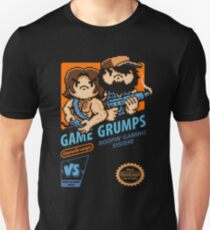 Game Grumps NES Cover Unisex T-Shirt