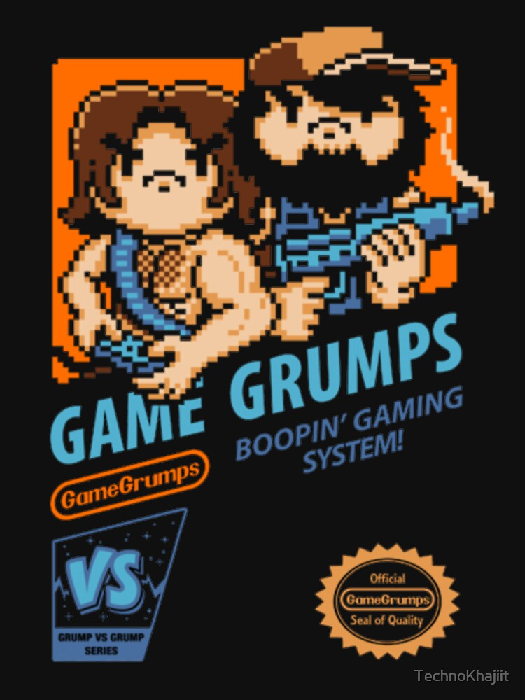 Game Grumps NES Cover | Unisex T-Shirt