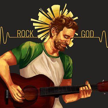 Rock God by toastytofu