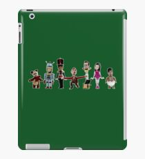 Stop Motion Christmas - Style D iPad Case/Skin