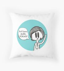 Science, Mulder. SCIENCE! Throw Pillow