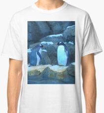 Penguin Discussion  Classic T-Shirt