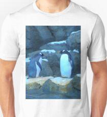 Penguin Discussion  T-Shirt