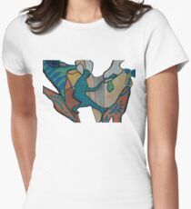 Urban Culture - Urban Shape Women's Fitted T-Shirt