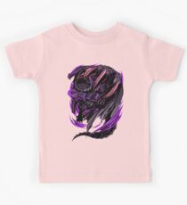 Black Eclipse Wyvern Kids Tee