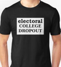 Electoral College Dropout T-Shirt