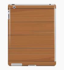 Wood background. iPad Case/Skin