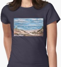 Sand & Sea Womens Fitted T-Shirt