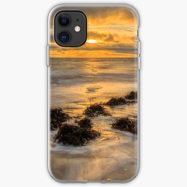 Mountcharles Sunset iPhone Soft Case