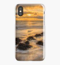 Mountcharles Sunset iPhone Case