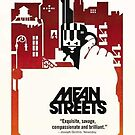 Mean Streets Movie Poster by Simon Gentleman