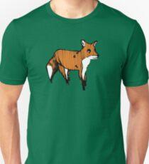 The Sketchy Fox Unisex T-Shirt