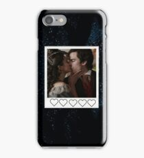 Delena iPhone Case/Skin