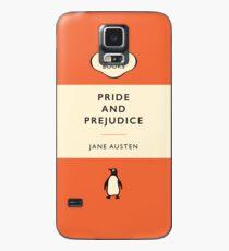 Penguin Classics Pride and Prejudice Case/Skin for Samsung Galaxy