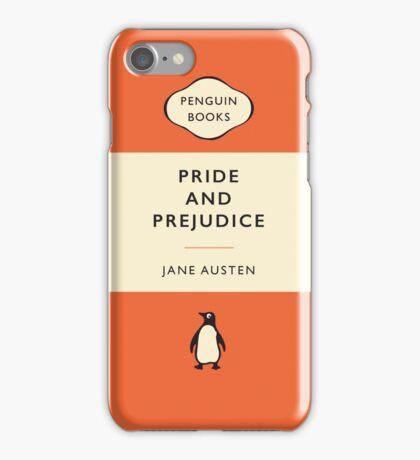 Penguin Classics Pride and Prejudice iPhone Case/Skin