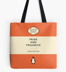 Penguin Classics Pride and Prejudice Tote Bag