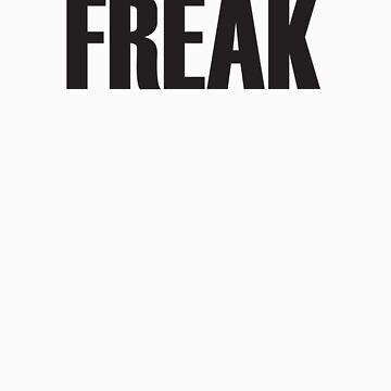 Freak by carvnmarvn