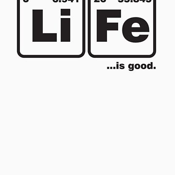 LiFe logo by carvnmarvn