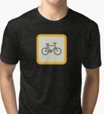 bike Tri-blend T-Shirt