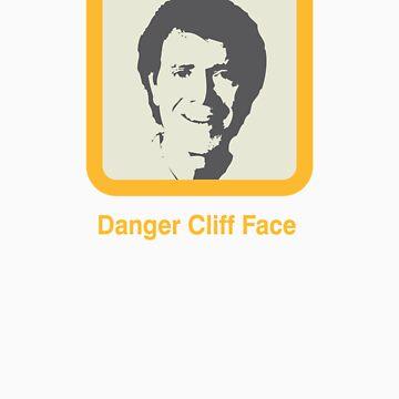 Danger - Cliff Face by carvnmarvn